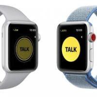 Apple disattiva Walkie Talkie sul suo smartwatch: problemi di sicurezza
