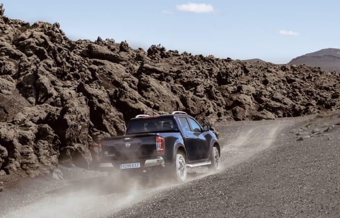 Nissan Navara, passione pick-up