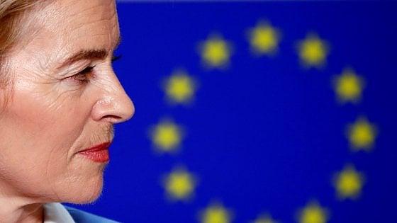 Ue, Lega e M5s non escludono voto a favore di von der Leyen