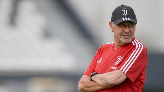 Juventus, Sarri inizia le sedute di tattica. E per gli olandesi sabato arriva De Ligt