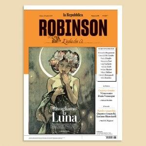 """""""Rivogliamo la luna"""": la sfida di Robinson"""