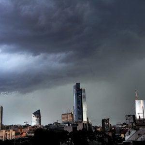 Meteo, tempo ancora instabile e nel fine settimana torna il rischio di grandinate