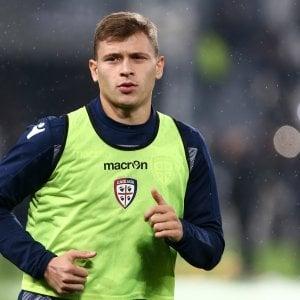 Inter, Barella ha firmato: poi a Lugano da Conte