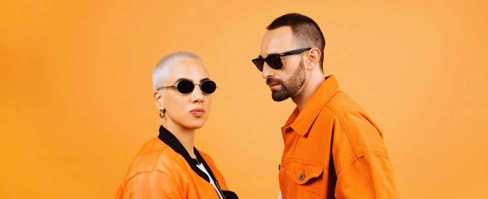 Coma_Cose, il duo electro-rap che ha bruciato tutte le tappe