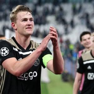 Juventus, in Olanda sicuri: accordo trovato con l'Ajax per De Ligt