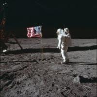 """""""L'orma di Armstrong sulla Luna diventi patrimonio dell'Umanità"""""""