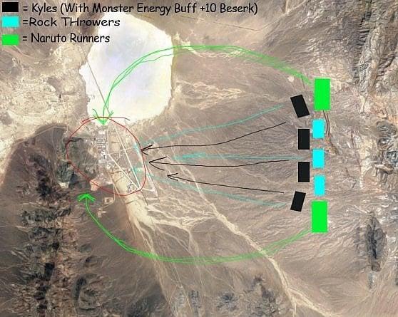 Area 51. Sui social in centinaia di migliaia preparano l'incursione di massa