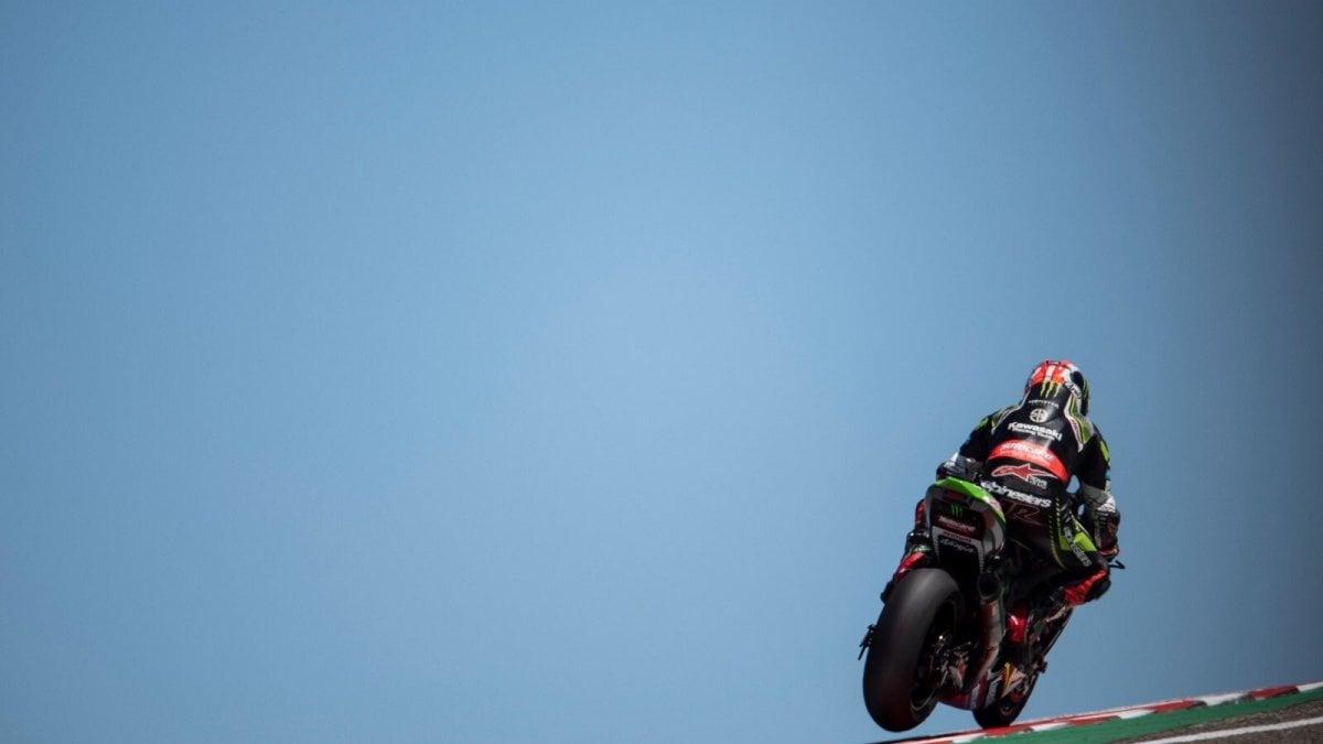 Superbike, Laguna Seca: Superpole di Rea, poi le Ducati