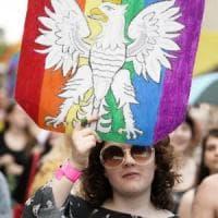 """""""Zona libera da Lgbt"""", la crociata omofoba della destra polacca"""