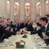 """Moscopoli, Conte: """"Savoini non ha mai avuto incarichi di governo. La maggioranza non è a..."""