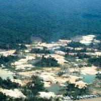 Brasile, diecimila cercatori d'oro invadono il territorio yanomami