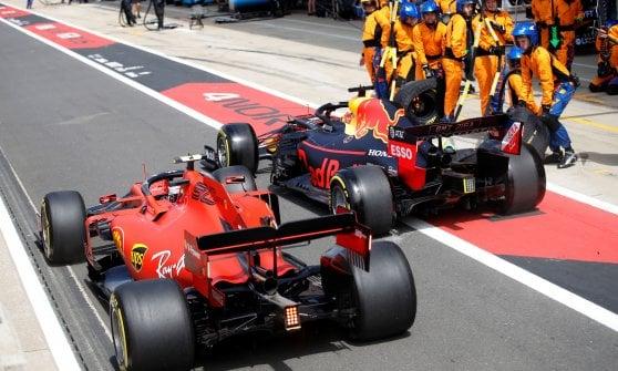 F1, a Silverstone trionfa Hamilton. Bottas secondo, Leclerc terzo. Disastro Vettel, è solo 16°