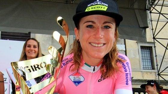 Ciclismo, Giro d'Italia donne: Van Vleuten regina. L'ultima a Vos