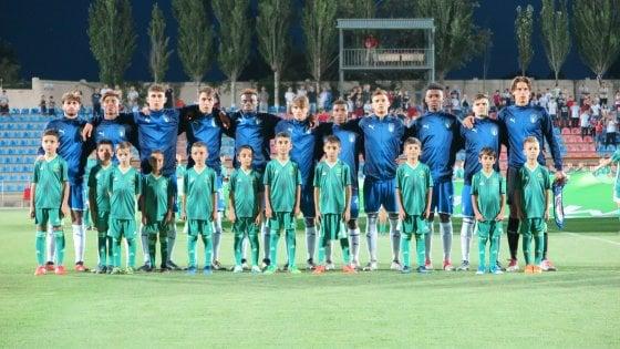 Europei Under 19, l'Italia parte male: 3-0 dal Portogallo