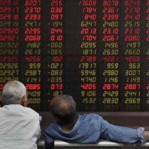Cina,  +6,2% il Pil di aprile-giugno, Ai minimi da 27 anni