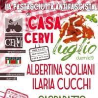"""No alla pastasciutta antifascista perché """"Anti è divisivo"""", l'ultimo oltraggio ai fratelli..."""