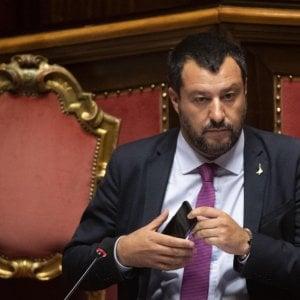 Fisco, Siri: Flat tax per 40 milioni di persone. Salvini: Non voglio sostituirmi al premier.