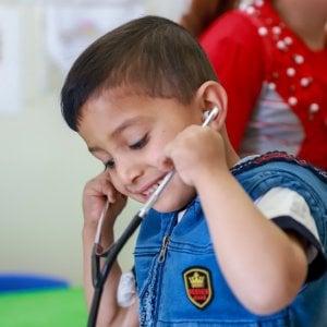 Libano, le cure necessarie per i bambini rifugiati siriani affetti da talassemia