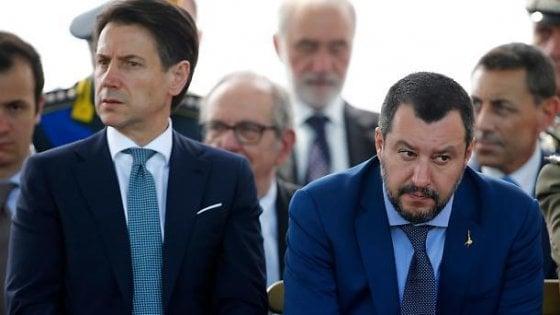 """Conte contro Salvini per vertice con i sindacati al Viminale: """"Scorrettezza istituzionale"""". Pd all'attacco. I 5s: """"Vertice politico"""""""