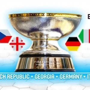 Basket, Europei 2021: in Italia uno dei gironi. Petrucci: ''Grande risultato''