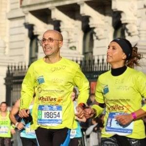 """""""Nato per non correre"""": Salvo, il """"Boss"""" e quella maratona a New York con il ginocchio di titanio"""