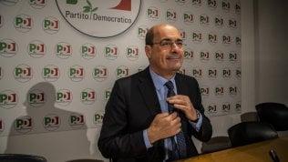 """Rep: Zingaretti: """"Su Moscopoli Salvini venga in aula o non gli daremo tregua"""""""