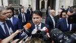 """Rep: Rubli e manovra, Conte contro Salvini: """"Gioca a fare il premier"""""""