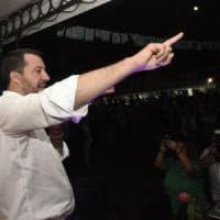 "Salvini: ""Ditemi dove sono i campi nomadi da sgomberare"""