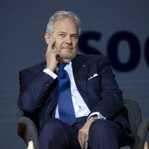 L'imprenditore Pietro Salini