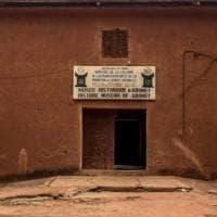 Benin. Un museo nella vecchia città d'arte. Grazie ai gioeilli che la Francia