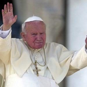 Giovanni Paolo II, Papa sportivo: convegno a Cortina