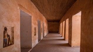 I palazzi reali della storica capitale Abomey, sito Unesco