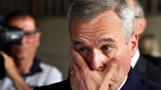 Francia, polemica su 'spese folli': si dimette il ministro Francois de Rugy