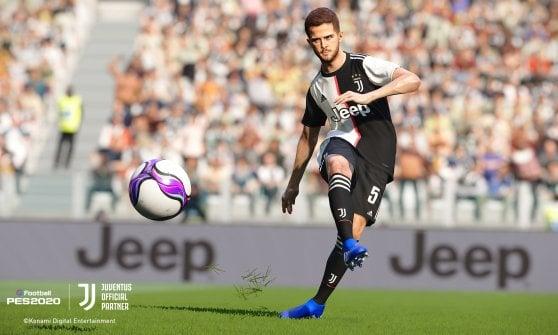 Videogiochi, la Juventus solo su 'Pes'. Su Fifa si chiamerà 'Piemonte Calcio'