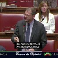"""Romano (Pd): """"Visto che Salvini non capisce in italiano, gli ho chiesto in russo di..."""
