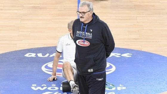 Basket, Nazionale: allarme Melli, salta il training camp di Pinzolo