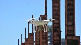 In arrivo i vigili con il drone: avranno una visione più ampia