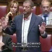 """Commissione giustizia, M5s contro il dem  Romano: """"Contesta la presidente perché..."""