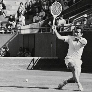 Tennis: addio a Beppe Merlo, linventore del rovescio bimane