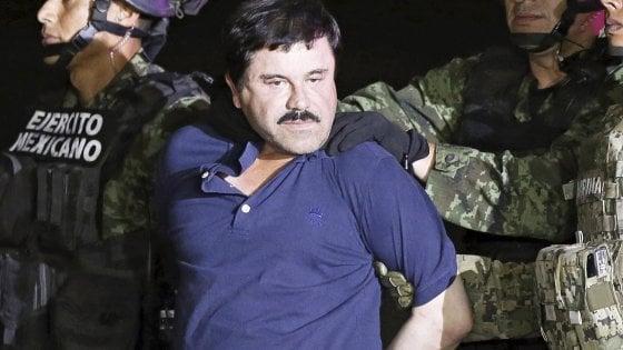 """Usa, il re del narcotraffico El Chapo condannato all'ergastolo: """"Mi è stato negato un processo equo"""""""