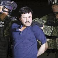 """Usa, il re del narcotraffico El Chapo condannato all'ergastolo: """"Mi è stato negato un..."""