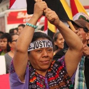 Guatemala, attiviste e attivisti per i diritti umani sotto attacco