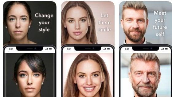 FaceApp, l'app che piace perché invecchia. Ma crescono i dubbi sulla privacy