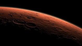 """Una colonia su Marte? """"Un aerogel ci aiuterà a creare l'effetto serra per abitarlo"""""""