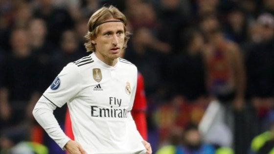 Milan, il sogno Modric dura poco: il croato non lascia Madrid