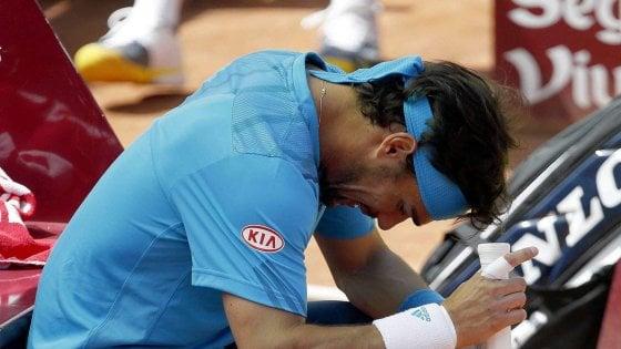 Tennis, in Croazia il derby italiano lo vince Travaglia: Fognini si ritira