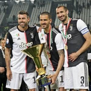 Calcio, a Coverciano via al ritiro dei senza contratto: c'è anche Barzagli