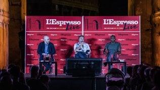 Prima gli esseri umani: Saviano, Aboubakar e Damilano per Espresso Live Video integrale