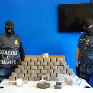 Droga, blitz contro banda narcos: 11 arresti a Messina