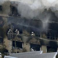 Giappone, appicca incendio in un famoso studio di produzione anime e manga: 33 morti nel...